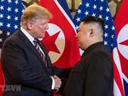 US, DPRK leaders begin second day of summit in Hanoi