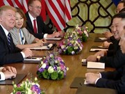 Trump-Kim meetings wrap up earlier than expected