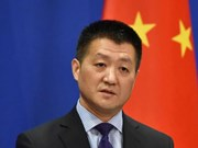 China suggests UN Security Council discuss DPRK sanctions relief