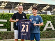 Vietnamese player expected to shine in AFC Champions League