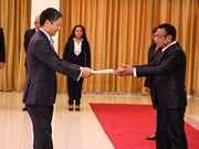 Vietnam's ambassador presents credentials to Timor Leste President