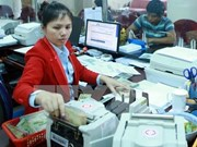 Reference exchange rate up 8 VND on March 1