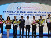 Dong Nai pledges to be companion to FDI businesses