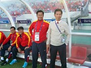 Juventus Vietnam academy director named Park Hang-seo's assistant