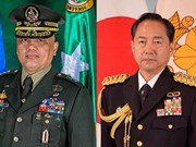 Japan, Philippines discuss defence cooperation, regional security
