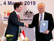 Indonesia, Australia sign comprehensive economic partnership