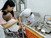 Over 76 percent of HCM City children vaccinated against measles