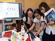 British Educational Suppliers Show opens in HCM City