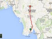 Myanmar: express bus overturn kills eight, injures 25