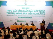 Vietnam seeks to boost agricultural production, consumption