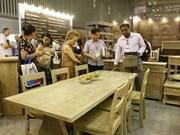 Vietnam int'l furniture, home accessories fair opens