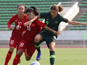 Vietnam lose to Australia in AFC U16 Women's Champs qualifier