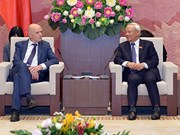 NA Vice Chairman hosts Belgium-Vietnam friendship parliamentarians group