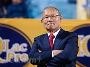 Coach Park Hang-seo to lead Vietnam's U22 football team