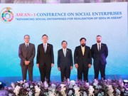 Thailand holds ASEAN+3 Conference on Social Enterprises