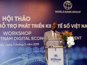 Workshop seeks to boost Vietnam's digital economic development
