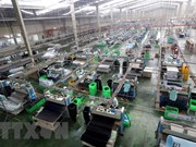 HCM City's industrial production index up 6.21 percent in Jan-Feb