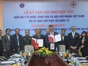 Health Ministry, ICRC partner in disaster, calamity response