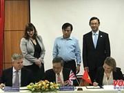 UK helps HCM City build pork market