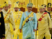 Malaysian king calls for national unity