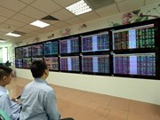 Vietnamese shares fall on poor market liquidity
