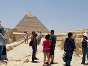 Warnings issued for Vietnamese tourists to Egypt, Taiwan