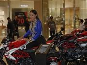 Honda predicts fall of motorcycle sales in Thai market