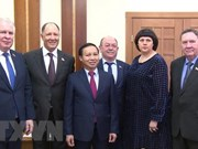 Vietnam embassy boosts cooperation with Russian parliamentarians