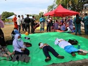 Malaysia closes 34 schools following suspected chemical leak