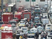 Indonesia moves to reduce traffic jam in Jakarta