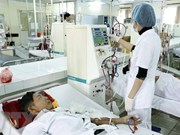 8,000 new kidney failure patients recorded in Vietnam annually