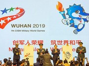 Int'l Military Sports Council's 74th General Assembly slated for April