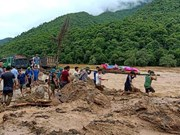 Dedicated 'flood watchers' of central Vietnam