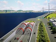 Quang Ninh plans country's largest under-sea tunnel