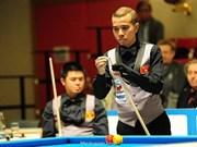 Vietnam lose to Netherlands in world billiards quarterfinals