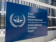 Philippines officially quits International Criminal Court