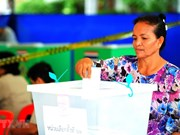 Thailand: early voters' turnout reaches 75 percent