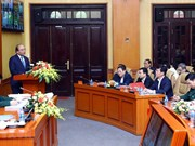Conference reviews 10-year building of defence zones