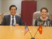 Vietnam, US join hands to heal war wounds