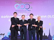Thailand to take part in ILO's 100th anniversary