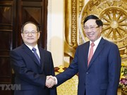Vietnam bolsters cooperation with China's Guangxi Zhuang Autonomous Region