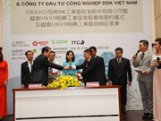 Taiwanese firms invest 30 million USD in Binh Phuoc's industrial park