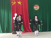 Soong Co folk singing named national intangible cultural heritage