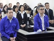 Trial of ex-leaders of Vietsovpetro begins