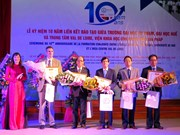 Vietnamese, French sci-establishments cooperate in HR training