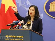 Vietnam opposes Taiwan's live-fire drill around Ba Binh Island