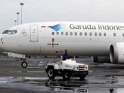 Indonesia's Garuda cancels order for 50 Boeing 737 MAX 8 planes