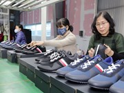 Vietnam exports a billion pairs of shoes each year