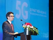 Deputy PM: Developing 5G important to ASEAN nations