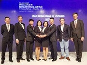 BIDV named as Best Retail Bank in Vietnam for five consecutive years